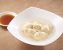 水餃子(6個)
