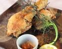 (15) Fried Date Chicken 1pcs
