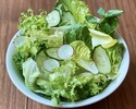 【TAKEOUT】⑨グリーンサラダ Salade Verte