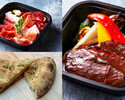 [Take out] Forza set (Italian cold cut, stewed beef cheek meat and focaccia) Online reservation Special price