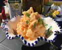 豆乳チーズと士幌ポテトのサラダ