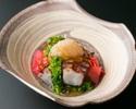 【テイクアウト】真蛸と炙りホタテのサラダ仕立て 柚子胡椒ジュレ