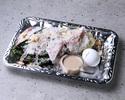 【テイクアウト】薪火焼きロメインレタスのシーザーサラダ