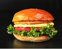 【TAKEOUT】「究極のサラダバーガー」プラントベースドチキンバーガー