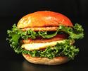 【TAKEOUT】「究極のサラダバーガー」プラントベースドダブルチキンバーガー