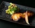 【デリバリー】銀鱈西京焼き