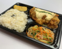 【TAKEOUT】チキン南蛮弁当 Chicken namban