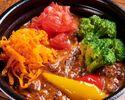 【デリバリー】ビーフストロガノフ丼