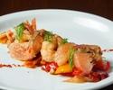 【デリバリー】魚介と柑橘フルーツのエスカベッシュ