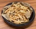「トリュフ香るチーズのフライドポテト 」 ※11:30時以降の受取り