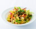 【TAKEOUT】季節野菜のガーデンサラダ Sarabeth's market salad