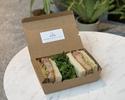 Pork cutlet Sandwich / 霧島豚のロースカツサンドウィッチ