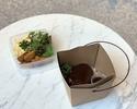 Beef Hamburg Lunch Box / 黒毛和牛のハンバーグ ランチボックス