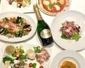 【TAKEOUT】事前予約限定シャンパンペリエジュエ付スペシャルセット(メイン料理付)