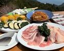 【お手軽BBQセット】豚ロース肉、鶏モモ肉など全5品