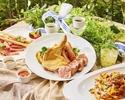 【肉コース】鶏肉×豚肉 肉づくしコース&2時間フリードリンク