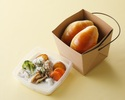 【TAKEOUT】③北海道産帆立貝のクリームシチューBOX