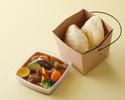 【TAKEOUT】③彩り野菜とチキンカレーBOX
