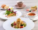 【Spring 2021】Pasta Lunch Set Menu(Weekdays only)