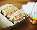<ドライブスルー>【メインディッシュ】オーストラリア産 テンダーロインのカツサンドイッチ 🥪