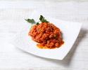 【テイクアウト】鶏モモ肉のトマト煮込み
