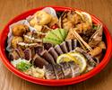 【テイクアウト】皿鉢盛り合わせ 2~3人前