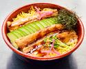 【テイクアウト】ふっくら煮穴子丼