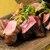 GRILLED PORK, CHICKEN&BLACK ANGUS BEEF ブラックアンガス牛ハラミ&ブランド豚TOKYO-X&薩摩錦鶏グリル…〈2~3人前〉