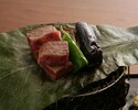 【Lunch】Bizen - Kaiseki 5 courses-+Welcome drink