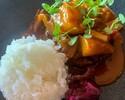 【テイクアウト】ハンバーグステーキ