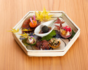 Dinner Menu ¥8,500