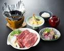 【土日祝:夕食】 牛すき鍋膳