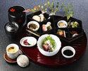 京懐石弁当 雨月 花の膳 湯豆腐付き