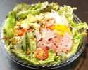 【Takeout】ローストビーフと焼き野菜のサラダ