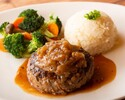 CHOPPED STEAK