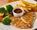 CHICKEN ON THE BARBIE