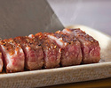 "Advanced Purchase [Online price (weekends lunch)] Value plan ""KOUKI"" domestic beef course 4,800 yen"