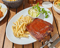 Kansas Style BBQ Pork Spare Ribs