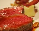 【予約制Dinner】メインは3種テイスティングプレート~8.29