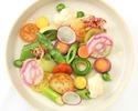 【テイクアウト】季節野菜の美食風サラダ