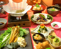 Enjoy the rice cooked buckwheat and seasonal [Shunna]