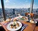 As much as you like the special Dolce !!! Panorama lunch course [2 cups on weekdays]