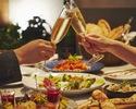 ルクサ 8種メガ盛り肉食べ比べプレート!プレミアムBBQビアガーデン