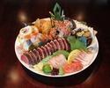 【テイクアウト】≪皿鉢(さわち)料理≫ 伝統料理と旬の食材を豪快に盛り込んだ土佐の郷土料理!