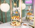 """【期間限定】""""Fleur de Sleil+ミニパルフェ"""" Afternoon Tea"""