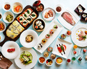"""(7/1~)""""Advance Purchase(Weekday)"""" Your Live Kitchen Lunch Buffet +1soft drink"""