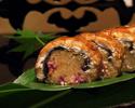 【テイクアウト】鰻蒲焼き寿司※限定:10個/日