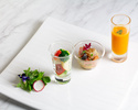 【グラススパークリングワイン付き!】New Style Buffet 「Eat up Amadeus!」
