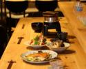 旬を食べる『おきまり』5000円コース 【寒ブリ】