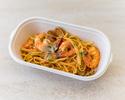 Linguine, sustainable clams, chili, garlic, tomato